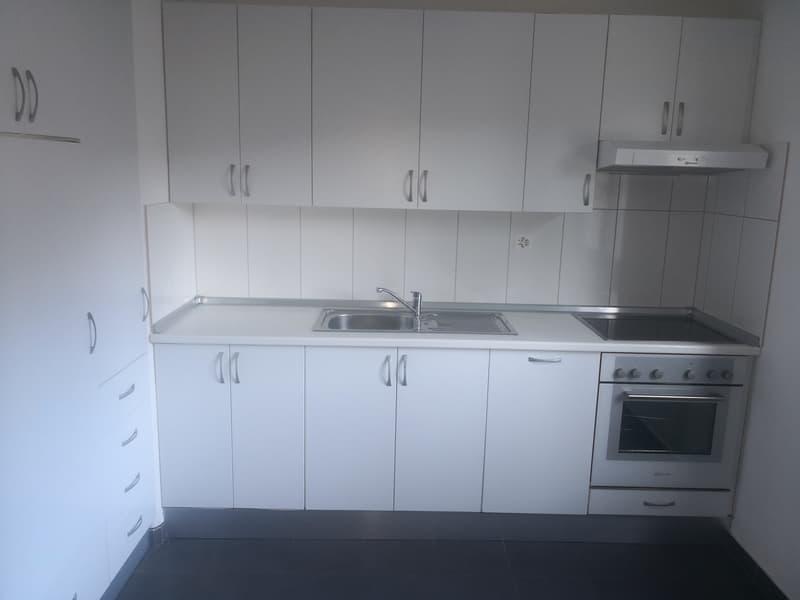 superbe appartement - Rénovés, avec magnifique cuisine - 1er loyer net offert!