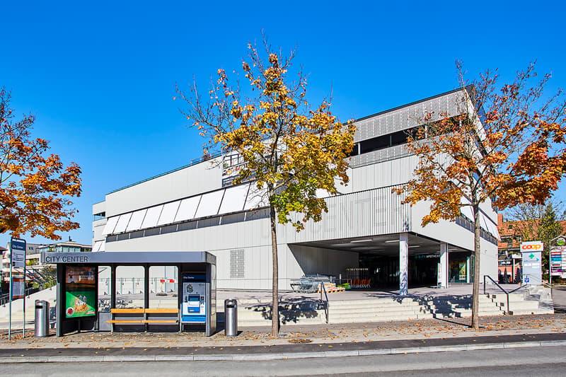 Zentral gelegene Büro- und Gewerbeflächen in div. Grössen geeignet auch für Arztpraxen