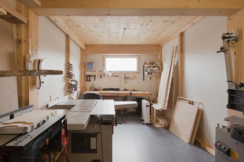 Werkstatt oder Bastelraum mieten