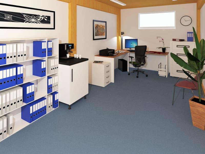 Büro mieten - als Übergangs-, Teilzeit- oder Anfangslösung