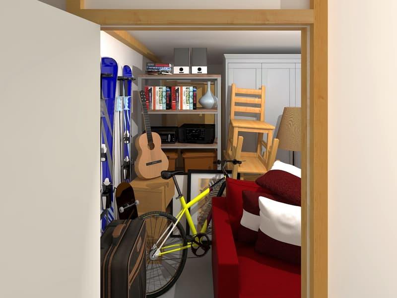 Lager mieten von 7 m2 - 18 m2