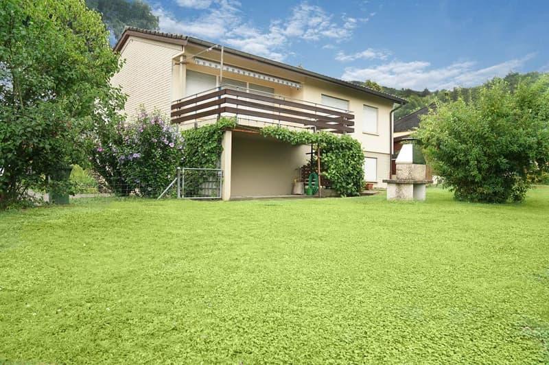 650 m2 Gartenparadies