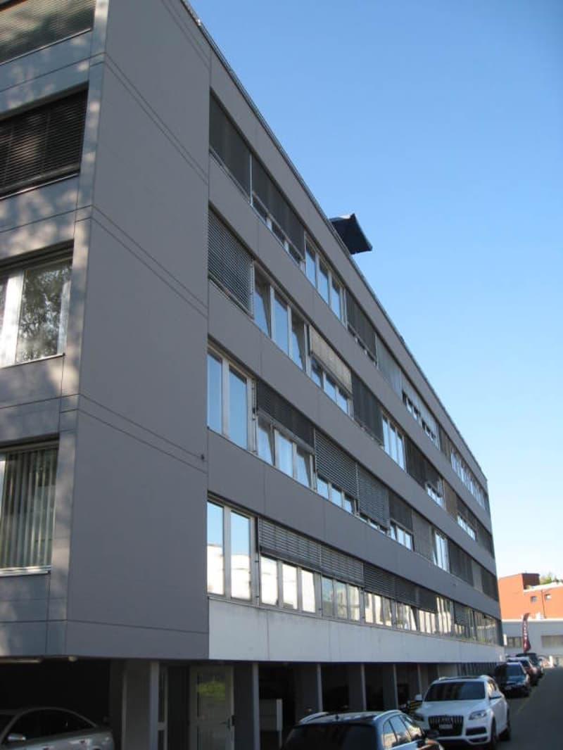 Büroflächen im Gewerbegebiet an der Steinackerstrasse