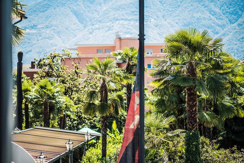 moderne Wohnung in Ascona Centro