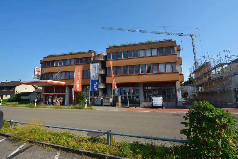 Äusserst attraktive Büroräumlichkeiten im Gewerbegebiet Laubisrüti!