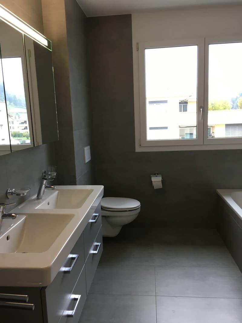 Luxuriöse 3.5 Zimmer Attika-Wohnung - In der Wohnüberbauung Diamant (3)