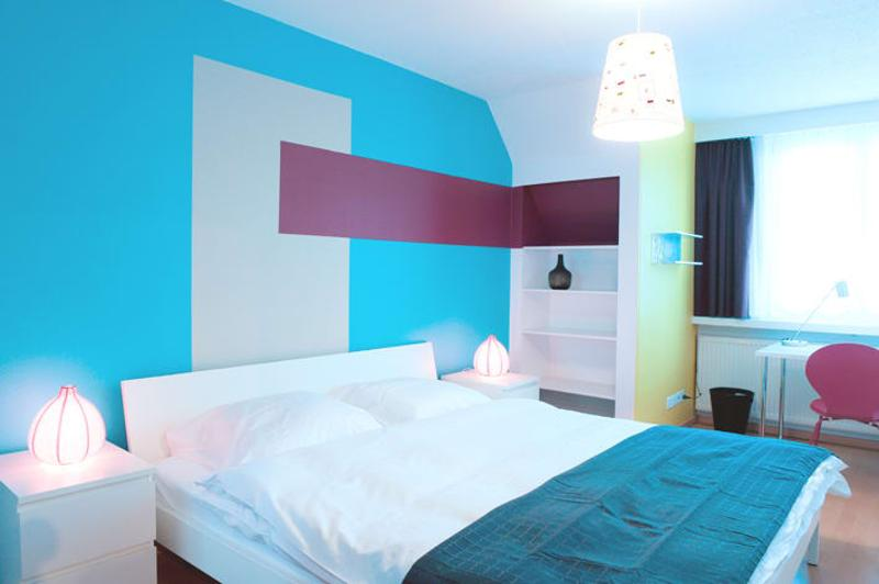 Furnished serviced 2-bedroom apartments in the middle of Zug