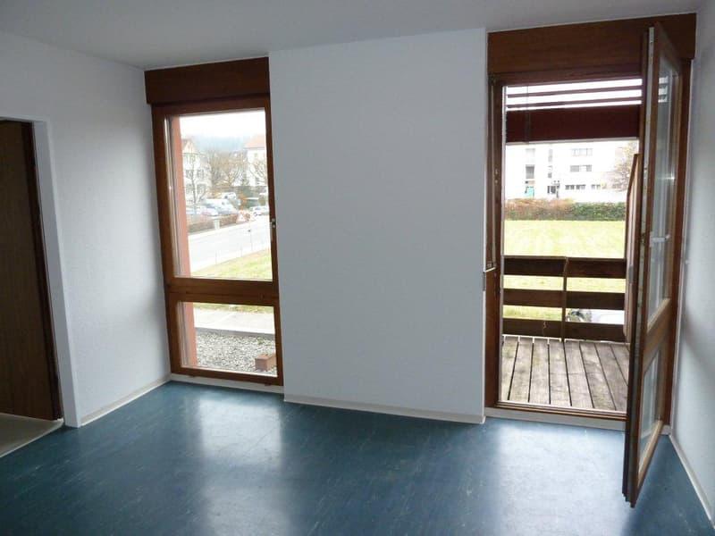 2.5-Zimmer-Wohnung an zentraler Lage