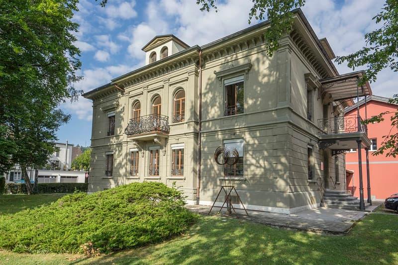 Attraktive Gewerberäumlichkeiten ab ca. 20m2 in Villa zu vermieten