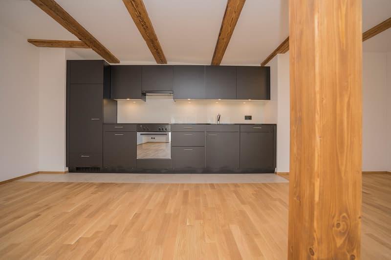 Neubauwohnung Roggwil - schöner Wohnen im Bauernhaus