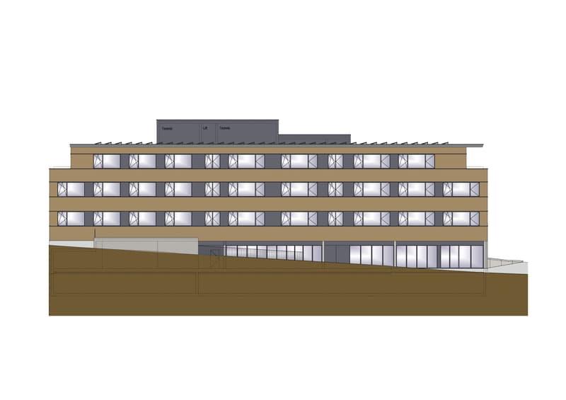Neubau mit flexibel gestaltbaren Büro-, Praxis- und Gewerberäumen