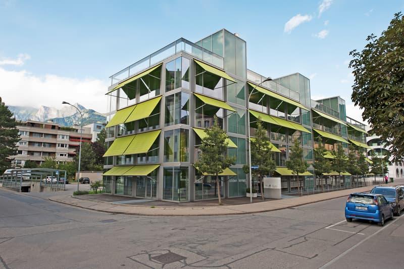Die Zukunt Ihrer Firma beginnt jetzt - im Eingangstor zu Graubünden! (1)