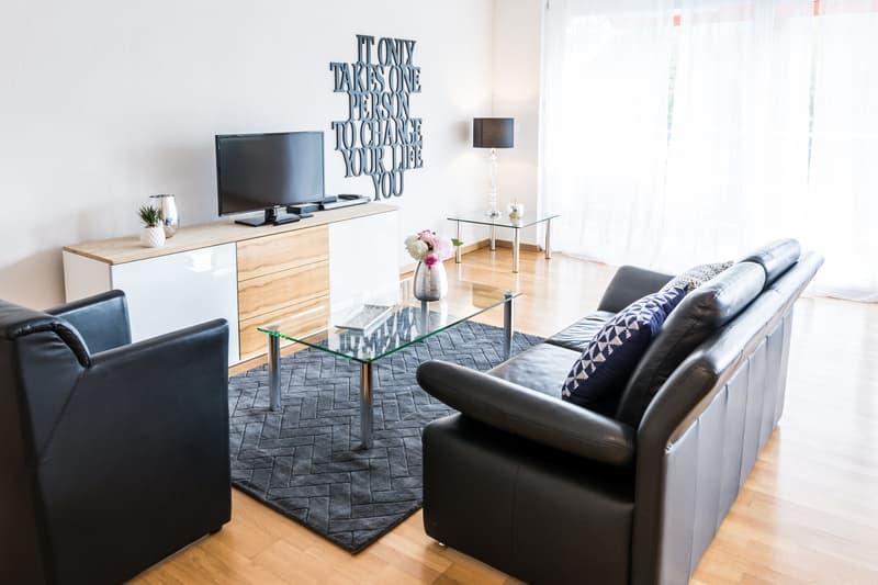 Generous Family Apartments – Zürich Dübendorf
