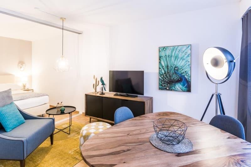 Junior One Bedroom Design Apartment – Zurich City