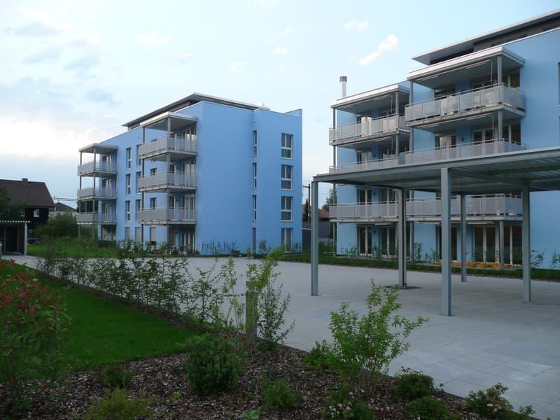 wir vermieten in Boswil eine attraktive 2,5 Zimmerwohnung
