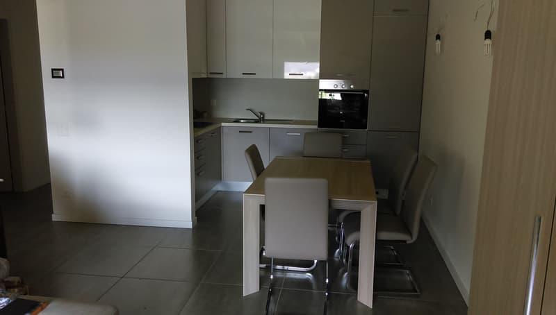 Nuovo appartamento a Lumino