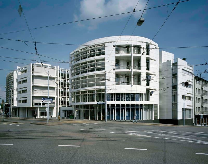 White Plaza - preiswertes Parken nähe Bahnhof SBB