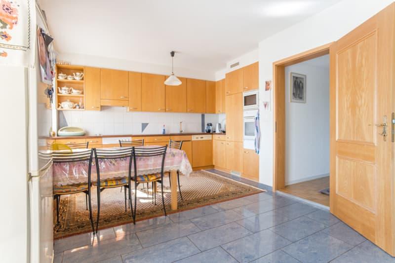 Gemütliche 4.5-Zimmer-Maisonettewohnung in Allschwil