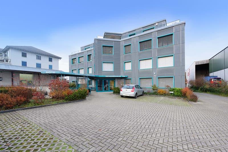 Erdgeschossgewerbeflächen von ca. 64 bis 176m2