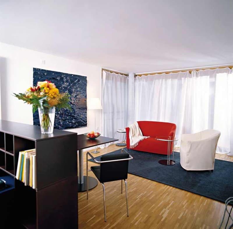 Grosszügiges, helles 1 1/2-Zimmer Appartement