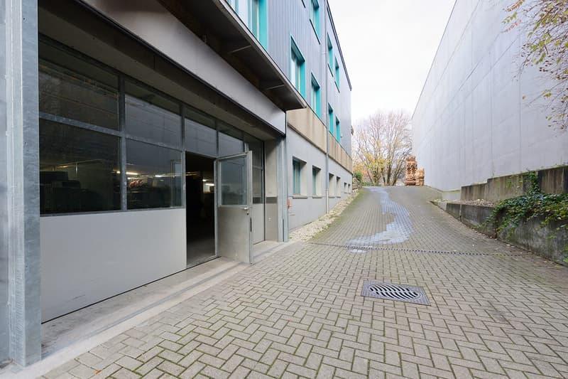 Gewerbeflächen von ca. 110 bis 260 m2 für Ihre Carrosserie oder Spritzwerk
