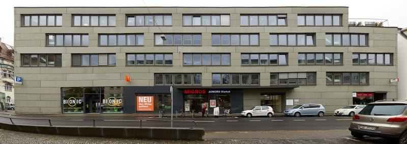 Flexible Bürofläche im Geschäftshaus Warteckhof, in der Nähe der Roche, Wettsteinplatz, Rhein (3)