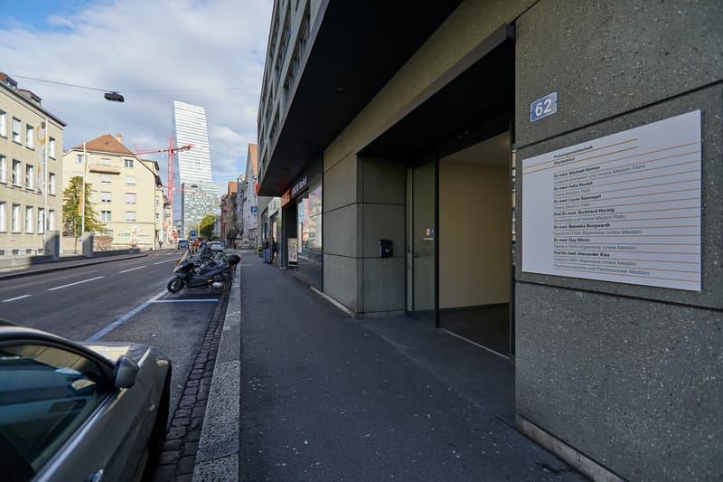 Flexible Bürofläche im Geschäftshaus Warteckhof, in der Nähe der Roche, Wettsteinplatz, Rhein (4)