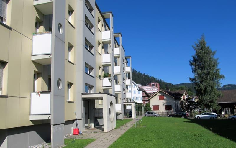 Moderne Wohnung mit gemütlichem Balkon (1)