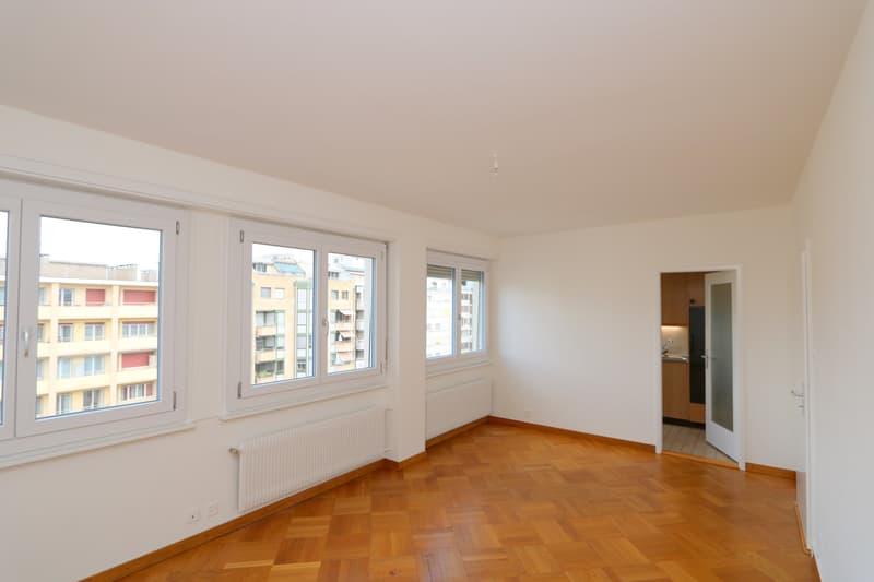 Appartement de 2 pièces à Champel