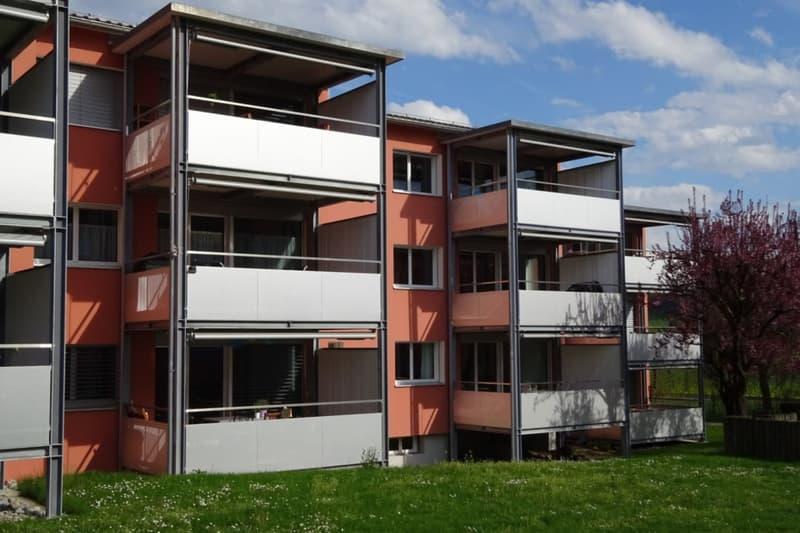 Grosszügige Minergie-Standard Wohnung in Stettlen