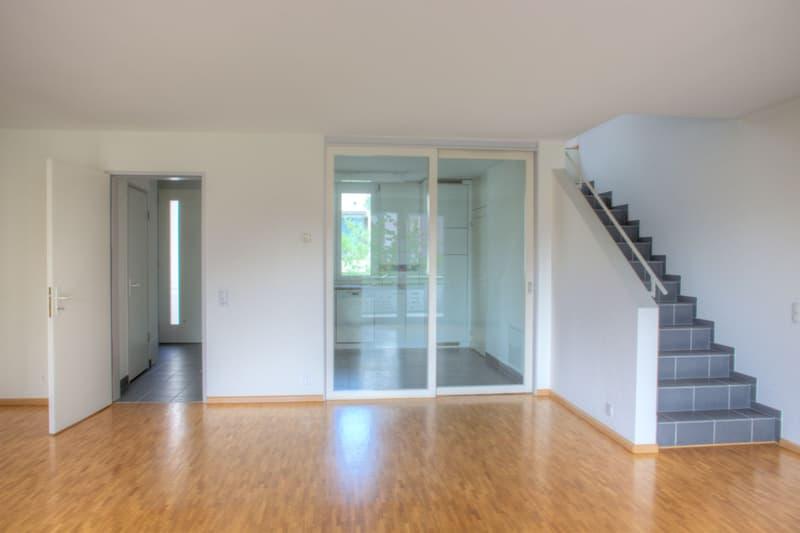 3.5-Zimmer-Maisonette-Wohnung in Reinach