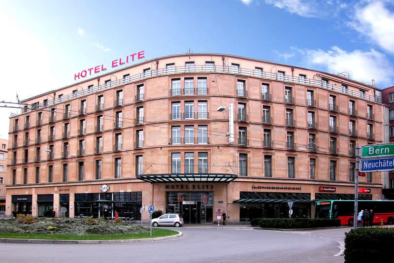 Aussenansicht Hotel Elite / Property Hotel Elite