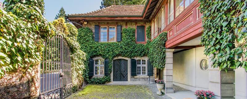 »Hermitage« – Das Anwesen direkt in Zürich – mit absoluter Privacy