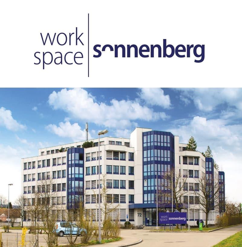 Aussenansicht WorkSpace Sonnenberg - Franco Rosinus