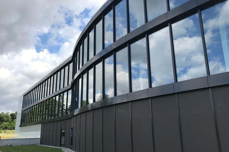 3'300 m2 de bureaux et d'activités disponibles / GAMMA VISION
