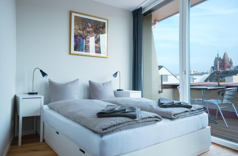 Große 1.5-Zimmerwohnung in der Stadtmitte von Basel