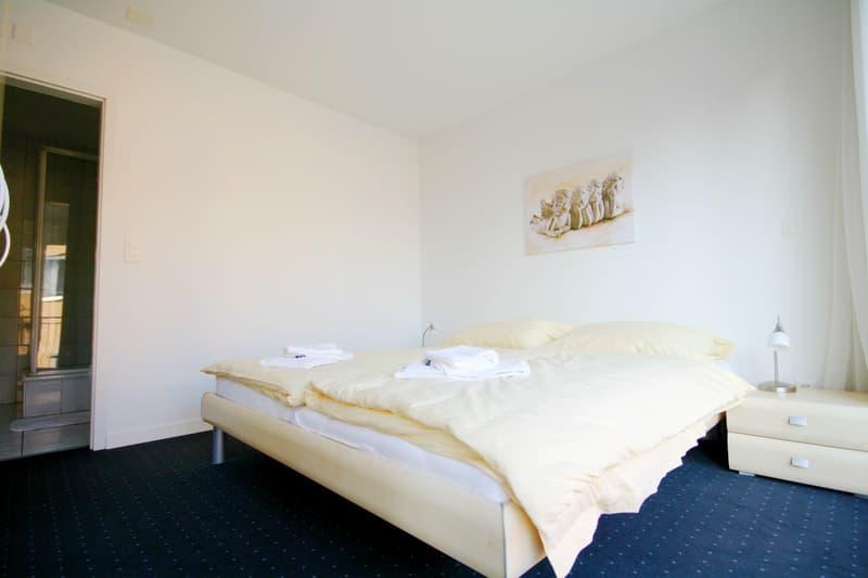 Moderne und möblierte 2-Zimmerwohnungen in Zentrum von Cham