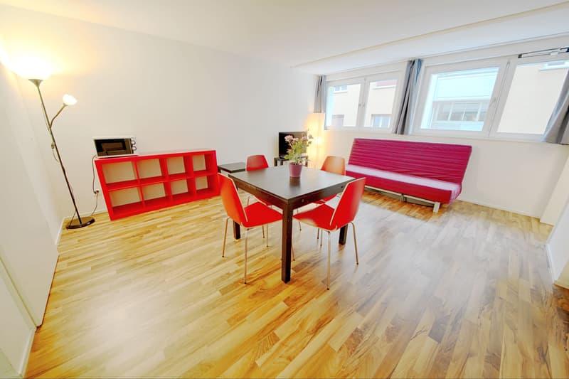Moderne und möblierte 2.5-Zimmer Wohnungen in beliebtem Quartier