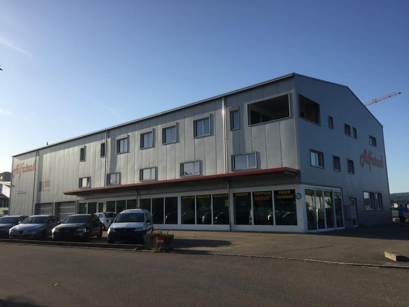 GEWERBEHAUS BRUGGACKER - Büro, Praxis, Atelier, Therapieraum