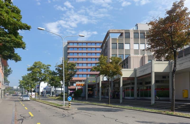 Büroflächen mit Weitblick im Zentrum von Kloten