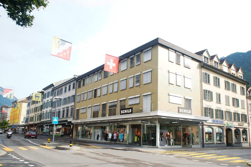 Mitten in Glarus - Bürofläche zu attraktiven Konditionen!