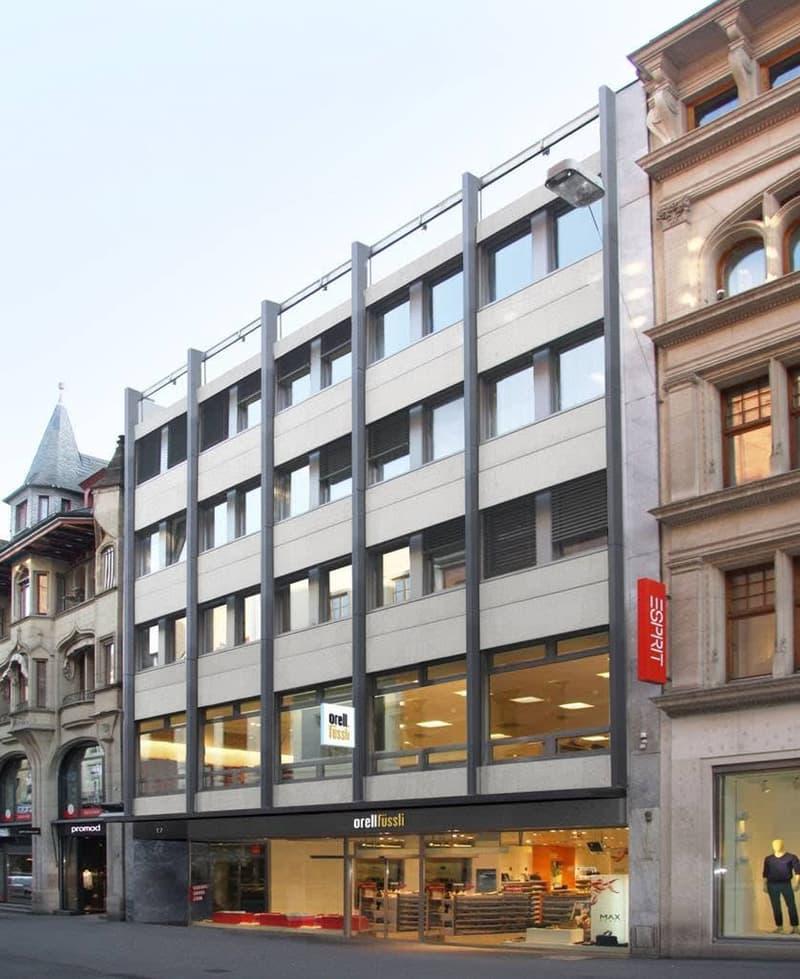 Zentrale und helle Gewerbe-/ Büroflächen