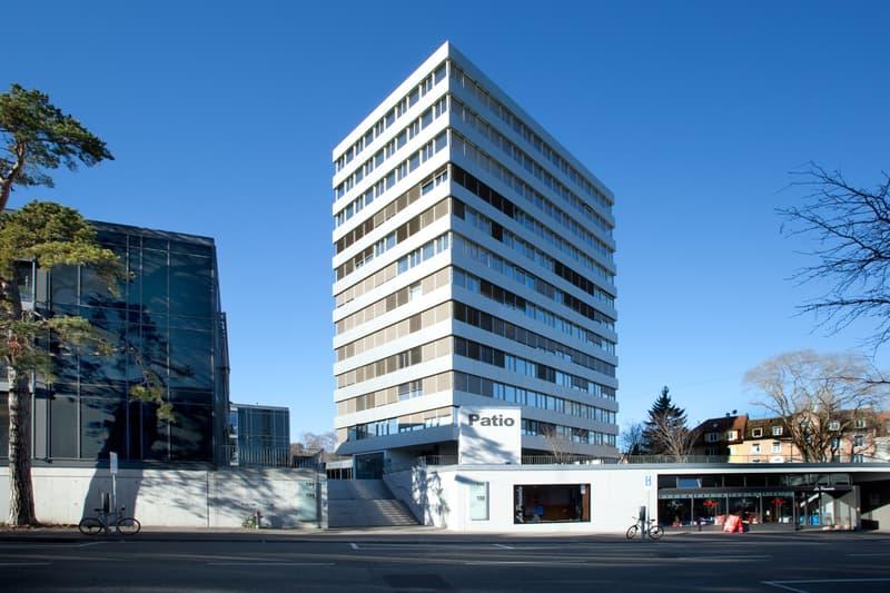 Einmalige Gelegenheit - Oberste Etage Top of Zurich - Exklusive Büros mit 360° Rundum-View (1)