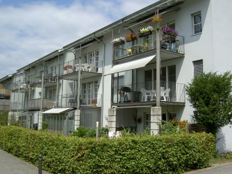 Wohnung mit sonnigem Balkon - CHF 1'000.- für Ihren Umzug sichern! (1)