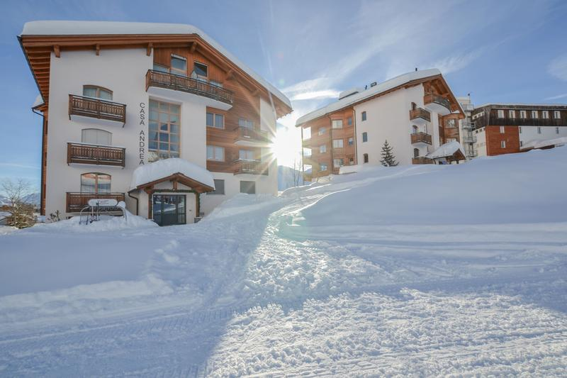 2,5 Zimmer ''Ski-in/Ski-out'' Wohnung in Casa Andrea!