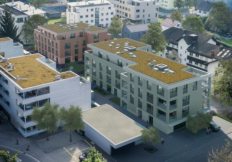 Burghalde 52 - Einstellhallenplatz im Zentrum von Lenzburg, Rendite 4%
