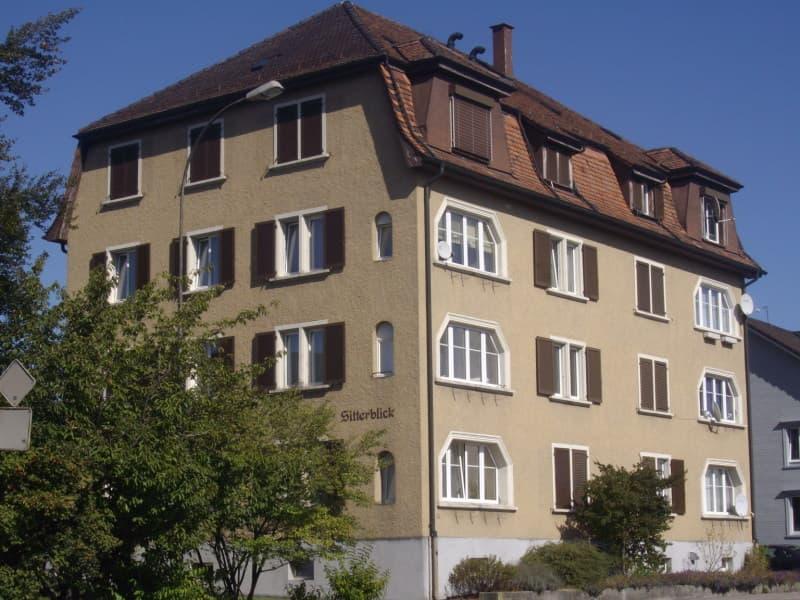 Tolle 4-Zimmerwohnung in Bischofstell