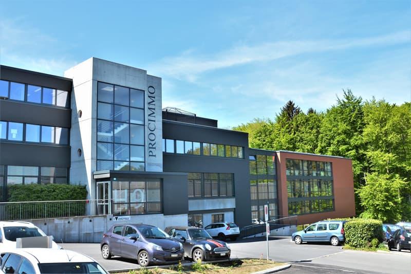 Bureaux, locaux de 170 m2 à louer au Mont sur Lausanne