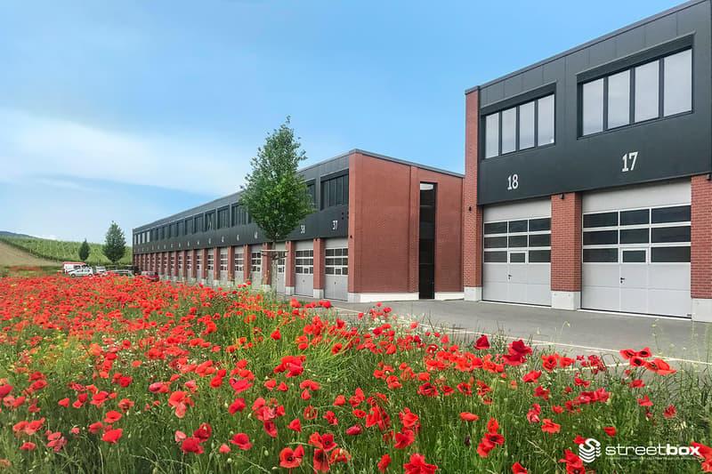 Atelier, dépôt, bureaux de 345 m2 divisibles à louer à Palézieux