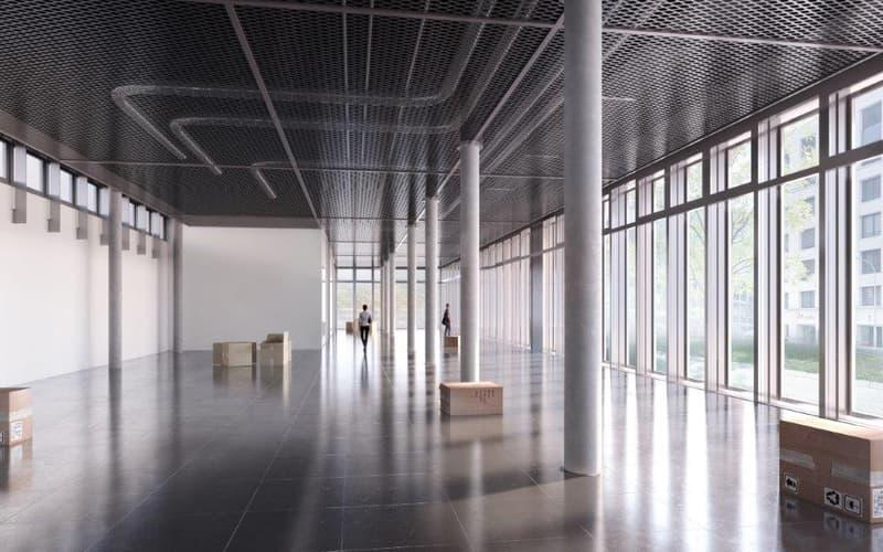 Vielseitig nutzbare Gewerbefläche ab 400m² - direkt am Bahnhof Oerlikon